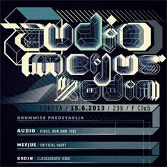 Audio+Mefjus @ F